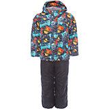 Комплект: куртка и полукомбинезон Джаз JICCO BY OLDOS для мальчика