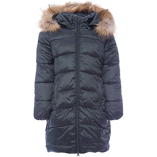 """Пальто """"Лиза"""" OLDOS для девочки - зеленый от OLDOS"""