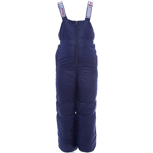 "Комплект Oldos Active ""Ромашка"": куртка и полукомбинезон - синий от OLDOS"