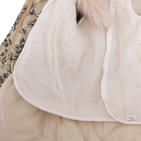 """Комплект: куртка и полукомбинезон """"Тая"""" OLDOS для девочки"""