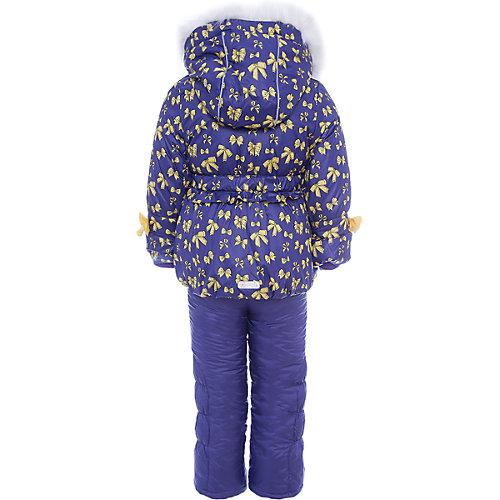 """Комплект Oldos Active """"Арина"""": куртка и полукомбинезон - лиловый от OLDOS"""