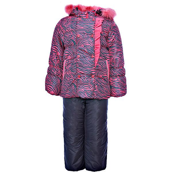 """Комплект: куртка и полукомбинезон """"Берта"""" OLDOS для девочки"""