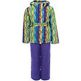 Комплект: куртка и полукомбинезон Вероника JICCO BY OLDOS для девочки