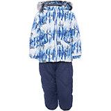 Комплект Huppa Noelle 1: куртка и полукомбинезон