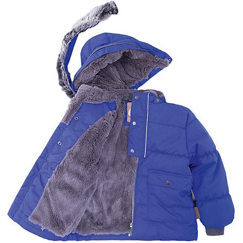 Утепленная куртка Huppa Oliver - синий от Huppa
