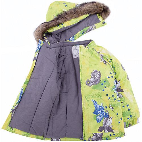 Комплект Huppa Avery: куртка и полукомбинезон - зеленый от Huppa