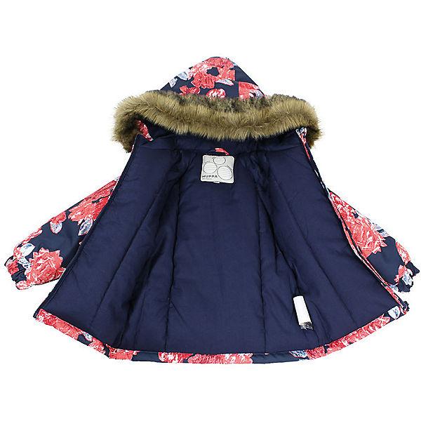 Куртка VIRGO Huppa для девочки