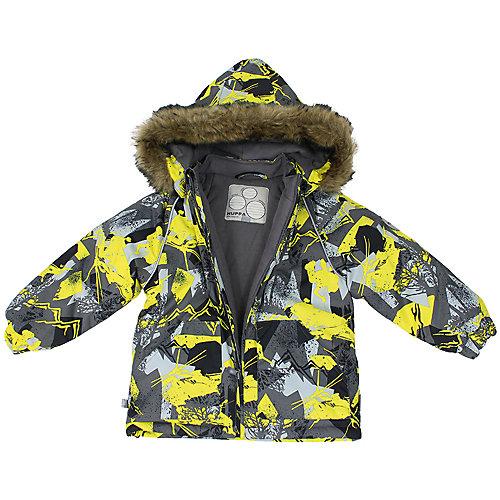 Утепленная куртка Huppa Virgo - серый от Huppa
