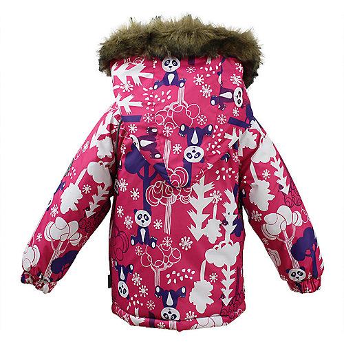 Утепленная куртка Huppa Virgo - фуксия от Huppa