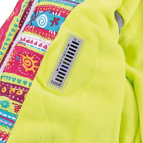 Комплект Batik Майя: куртка и полукомбенизон - зеленый от Batik
