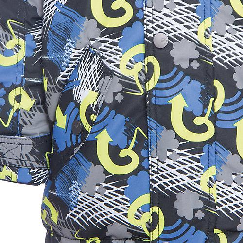 Комплект Batik Дима: куртка и полукомбенизон - синий от Batik