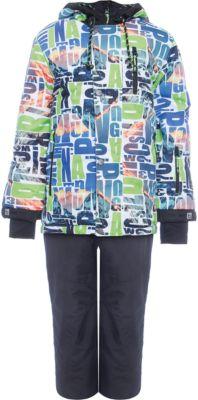 Комплект: куртка и полукомбенизон Коля Batik для мальчика