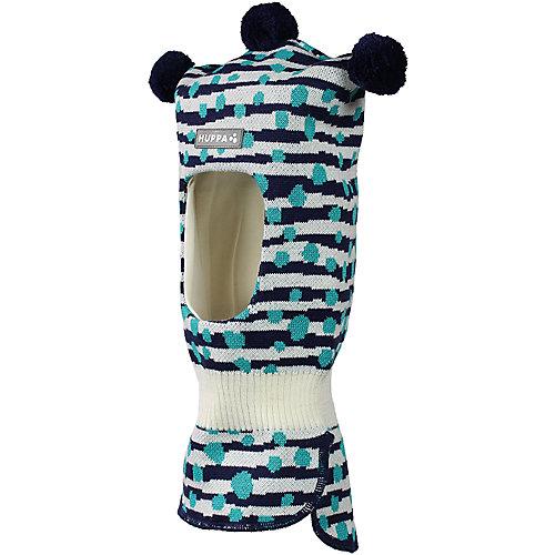 Шапка-шлем Huppa Coco - синий от Huppa