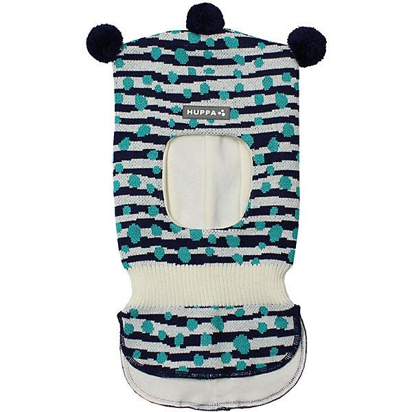 Шапка-шлем Huppa Coco для мальчика