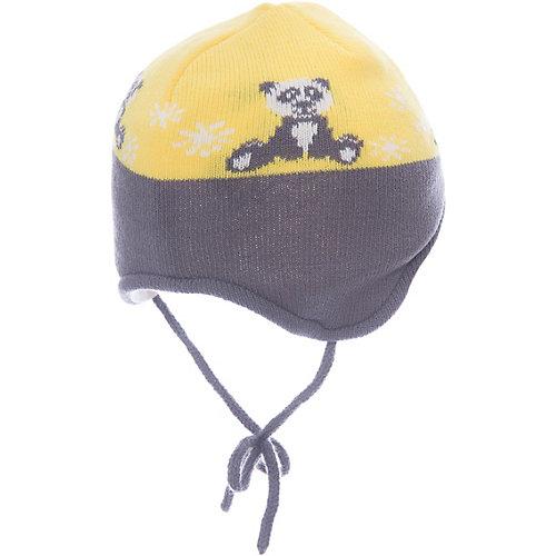 Шапка Huppa Karro 1 - желтый от Huppa