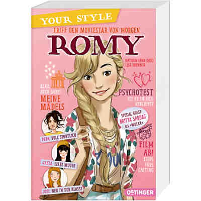 Your Style: Triff den Moviestar von morgen - Romy