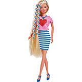 "Кукла Simba ""Steffi Love"" Штеффи с аксессуарами для волос, 29 см"