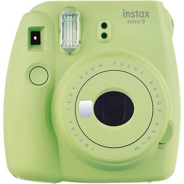 Instax Sofortbildkamera mini 9 - limettengrün, FUJIFILM