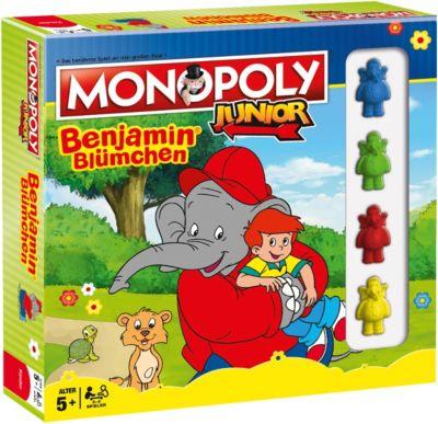 Monopoly Junior - Benjamin Blümchen