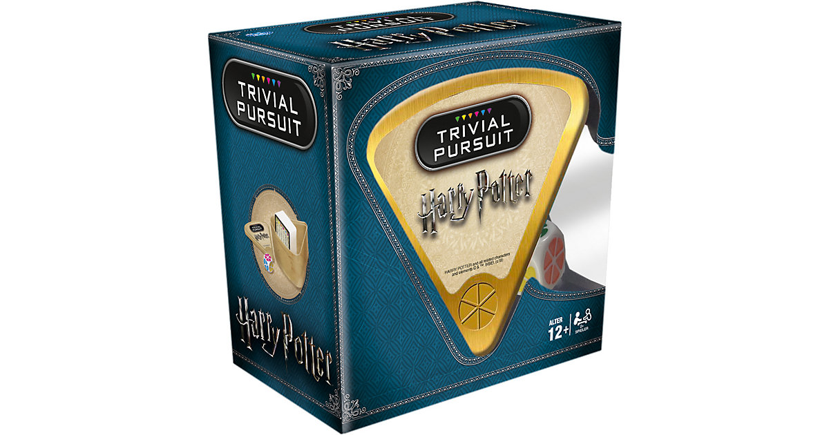 Image of Trivial Pursuit Harry Potter (neues Design)