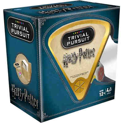 Trivial Pursuit Reise - Harry Potter