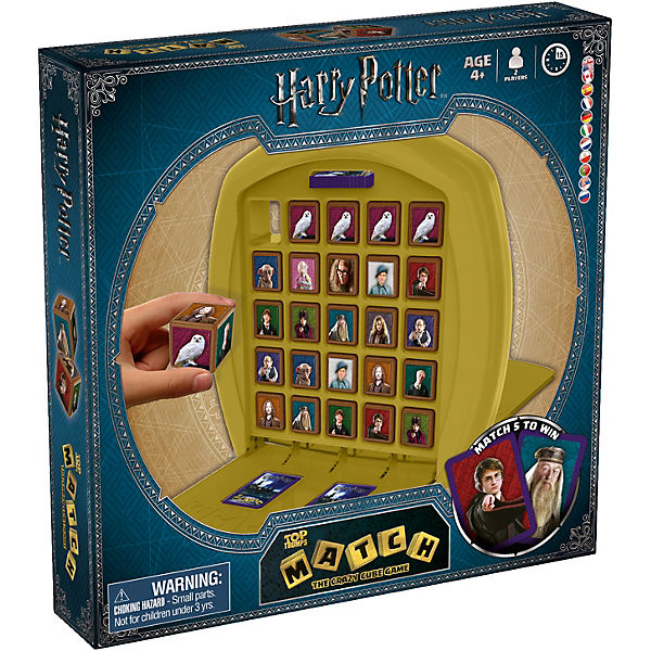 Top Trumps Match - Harry Potter, Harry Potter
