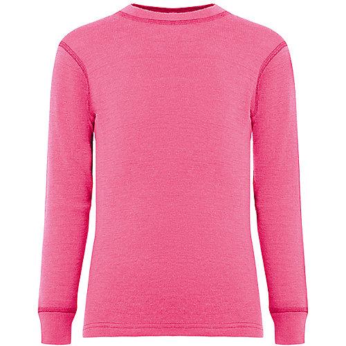 Термобелье Lamba villo: лонгслив - розовый от Lamba villo