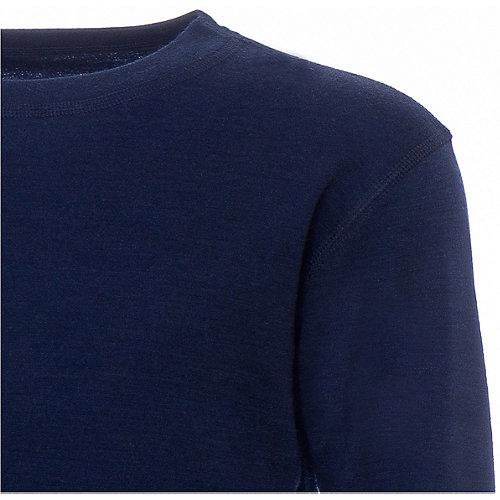 Термобелье Lamba villo: лонгслив - синий от Lamba villo