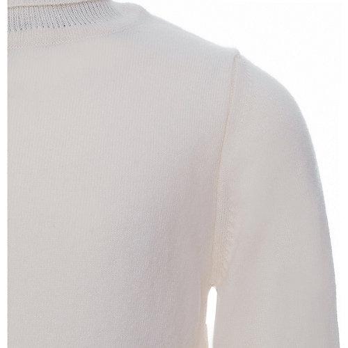 Свитер Lamba villo - белый от Lamba villo