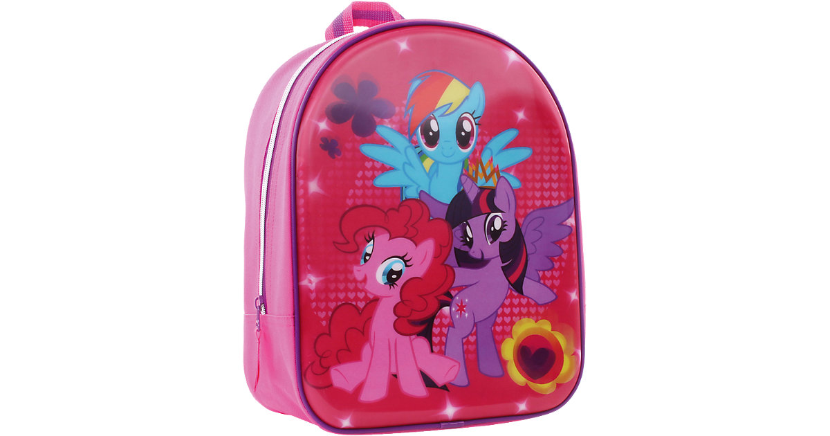 Kinderrucksack Holographic My Little Pony - pink