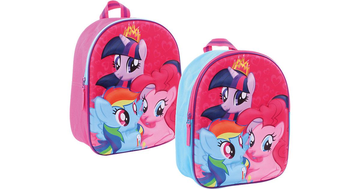 Kinderrucksack 3D My Little Pony, sortiert