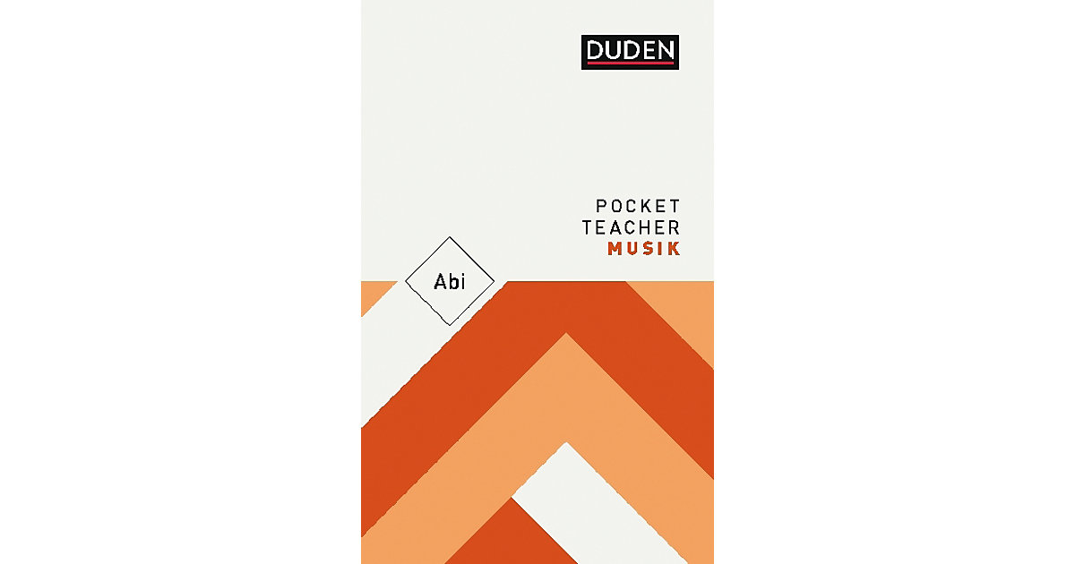 Pocket Teacher Abi Musik