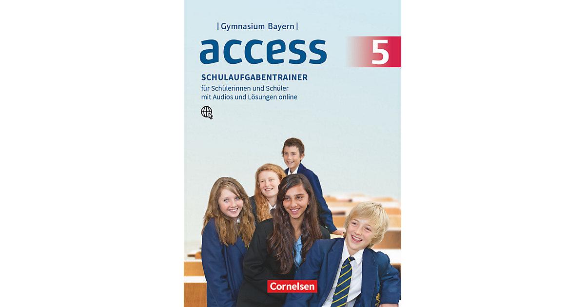 Access, Gymnasium Bayern: 5. Jahrgangsstufe, Sc...