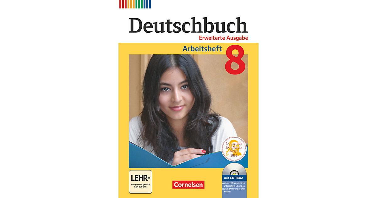 Deutschbuch, Erweiterte Ausgabe: 8. Schuljahr, ...
