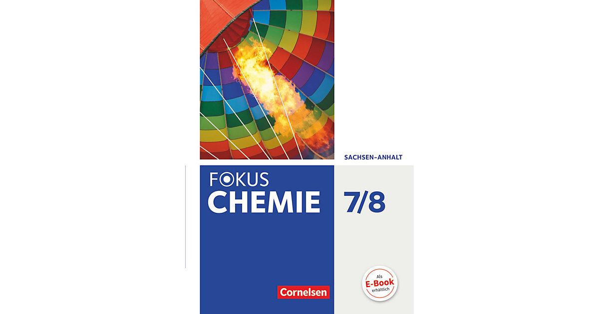 Fokus Chemie, Ausgabe Sachsen-Anhalt: 7./8. Sch...