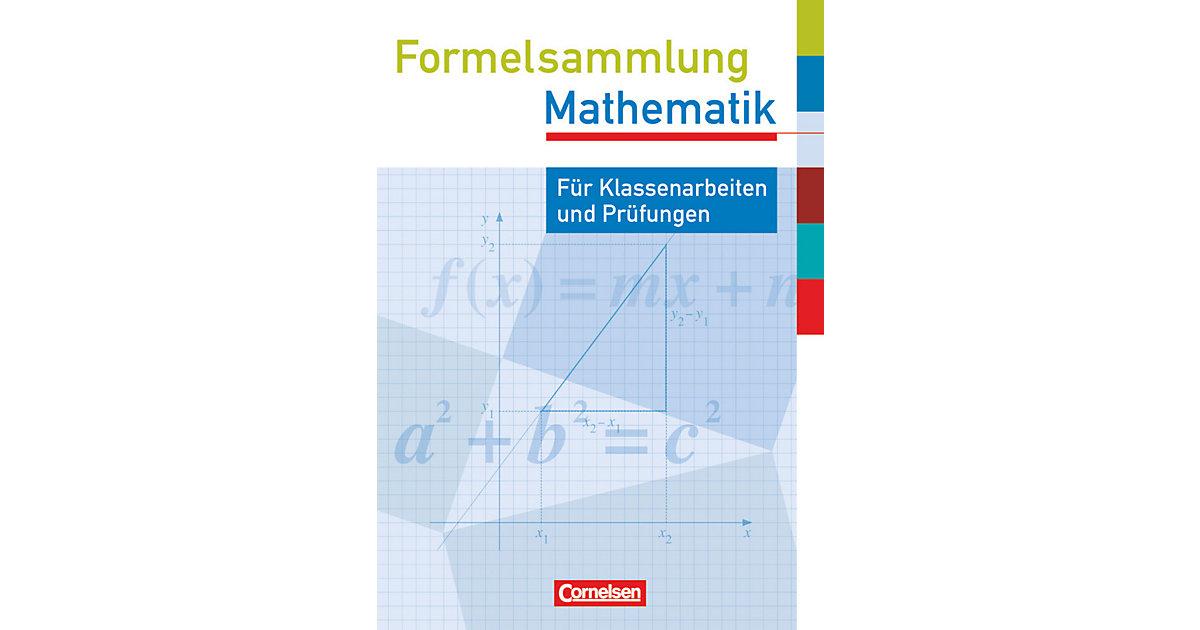 Formelsammlung Mathematik, Ausgabe Sekundarstuf...
