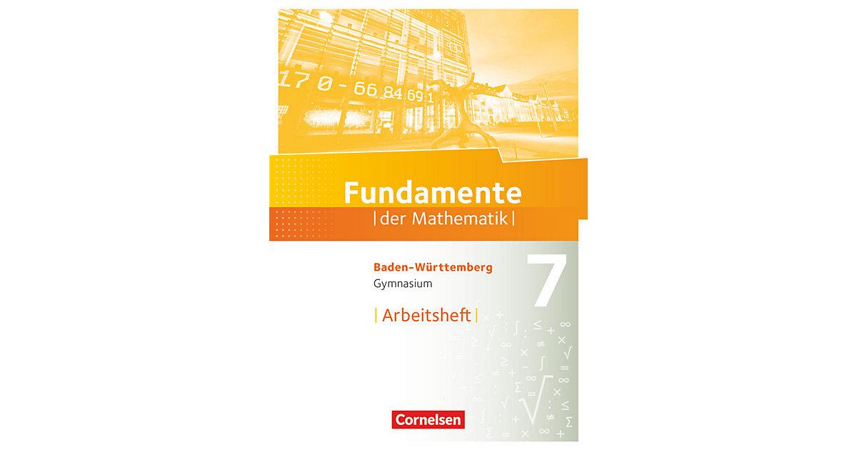 Fundamente der Mathematik, Gymnasium Baden-Würt...