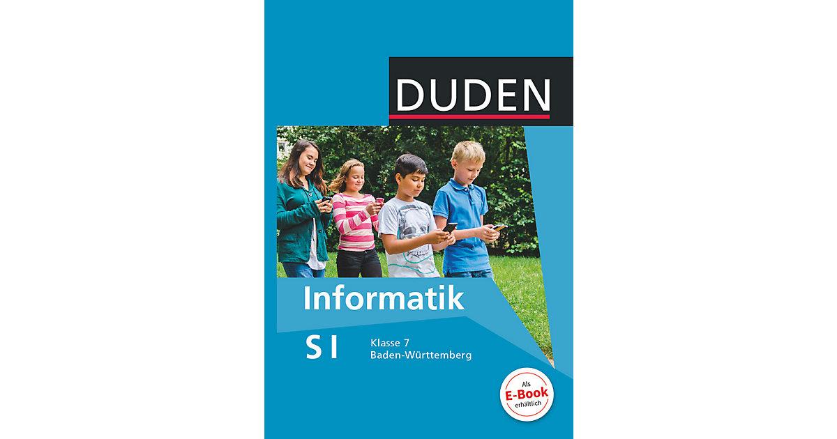 Duden Informatik Sekundarstufe I, Aufbaukurs Ba...