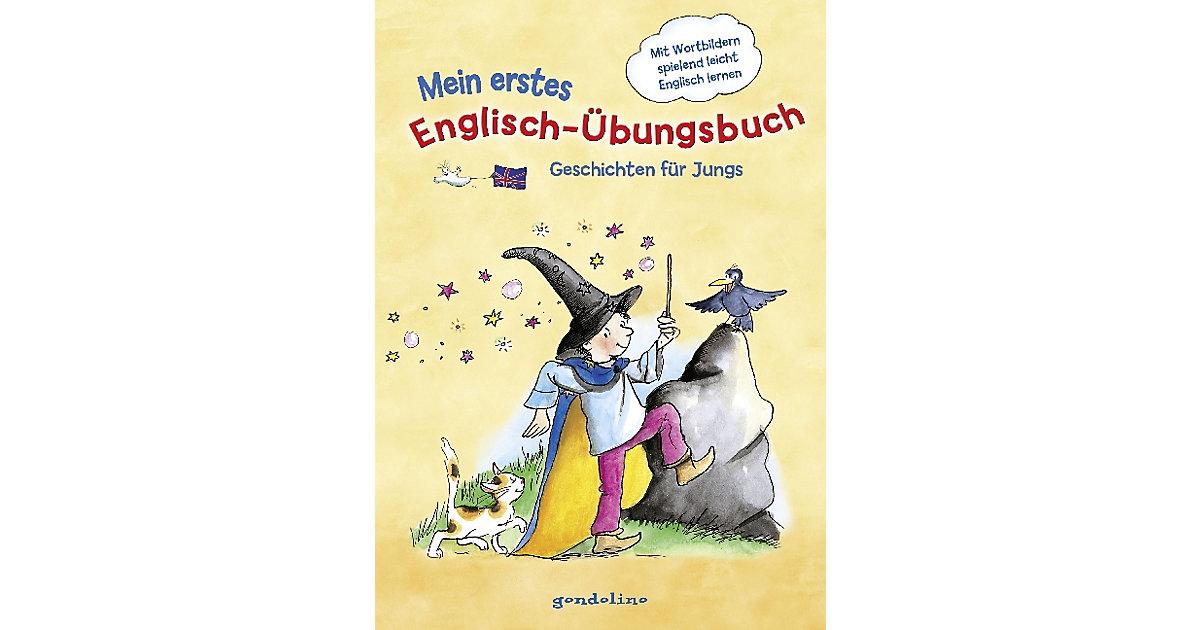 Mein erstes Englisch-Übungsbuch - Geschichten J...