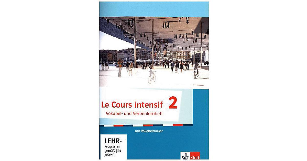 Le Cours intensif, Ausgabe 2016: Vokabel- und V...