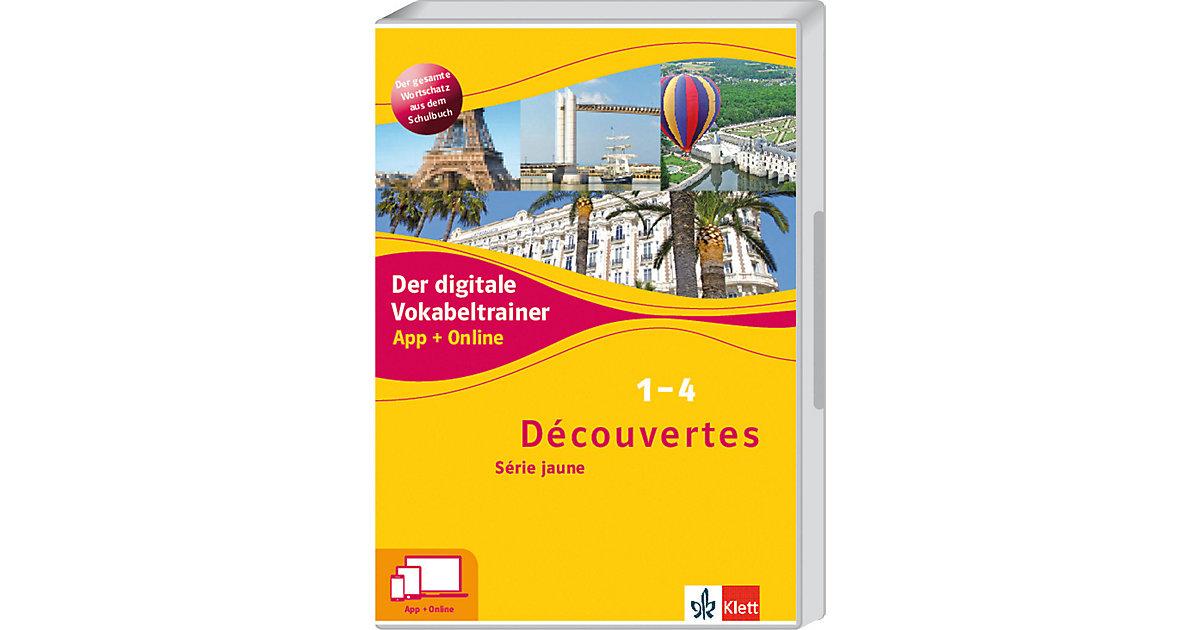 Découvertes - Série jaune: Der digitale Vokabel...