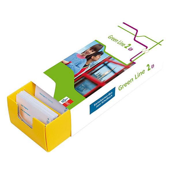 green line g9 ausgabe ab 2015 6 klasse vokabel lernbox. Black Bedroom Furniture Sets. Home Design Ideas