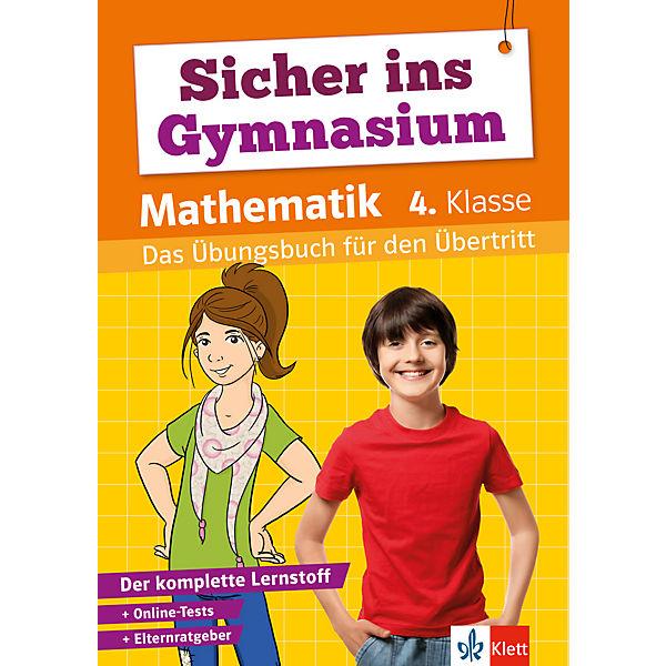 Sicher ins Gymnasium Mathematik 4. Klasse, Sicher ins Gymnasium | myToys