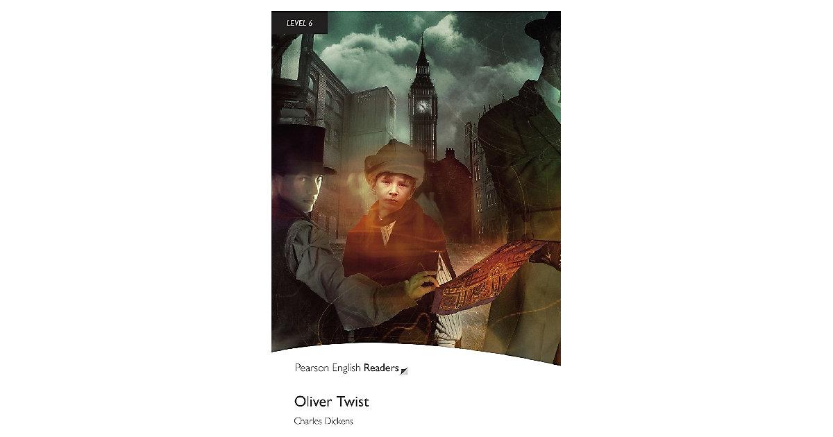 Oliver Twist - Englisch-Lektüre Fortgeschritten...