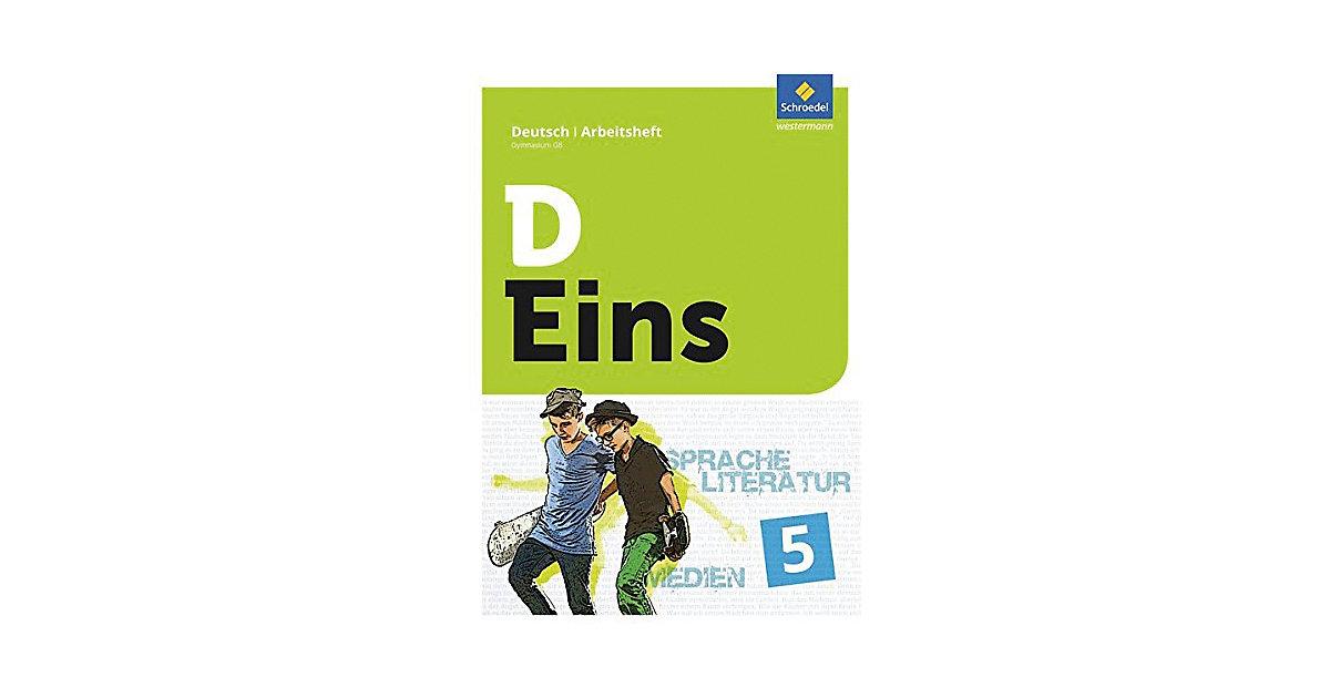 D Eins - Deutsch Gymnasium G8: 5. Schuljahr, Arbeitsheft