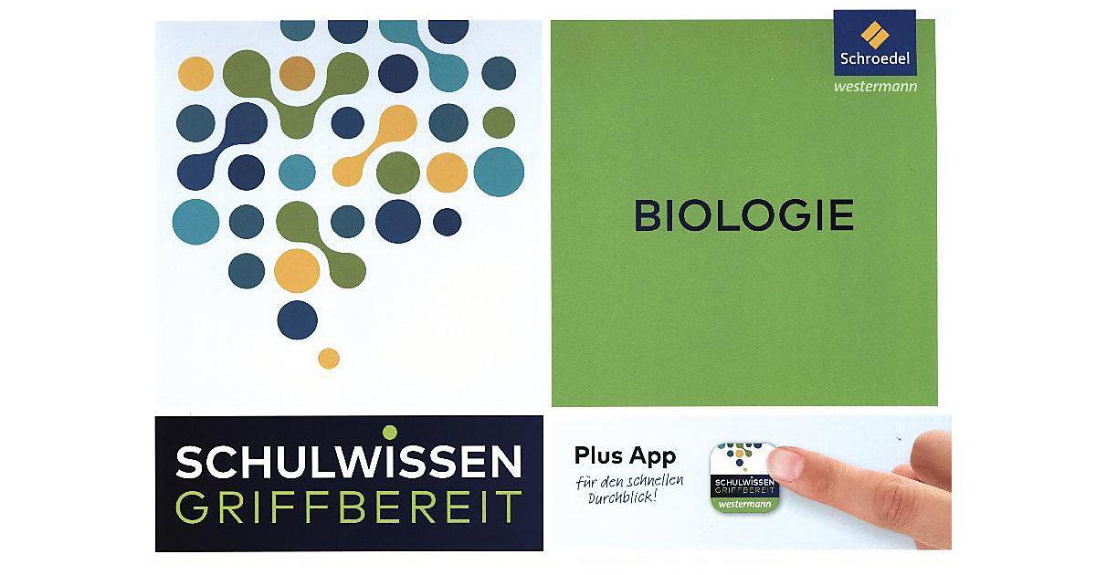 Schulwissen griffbereit - Biologie
