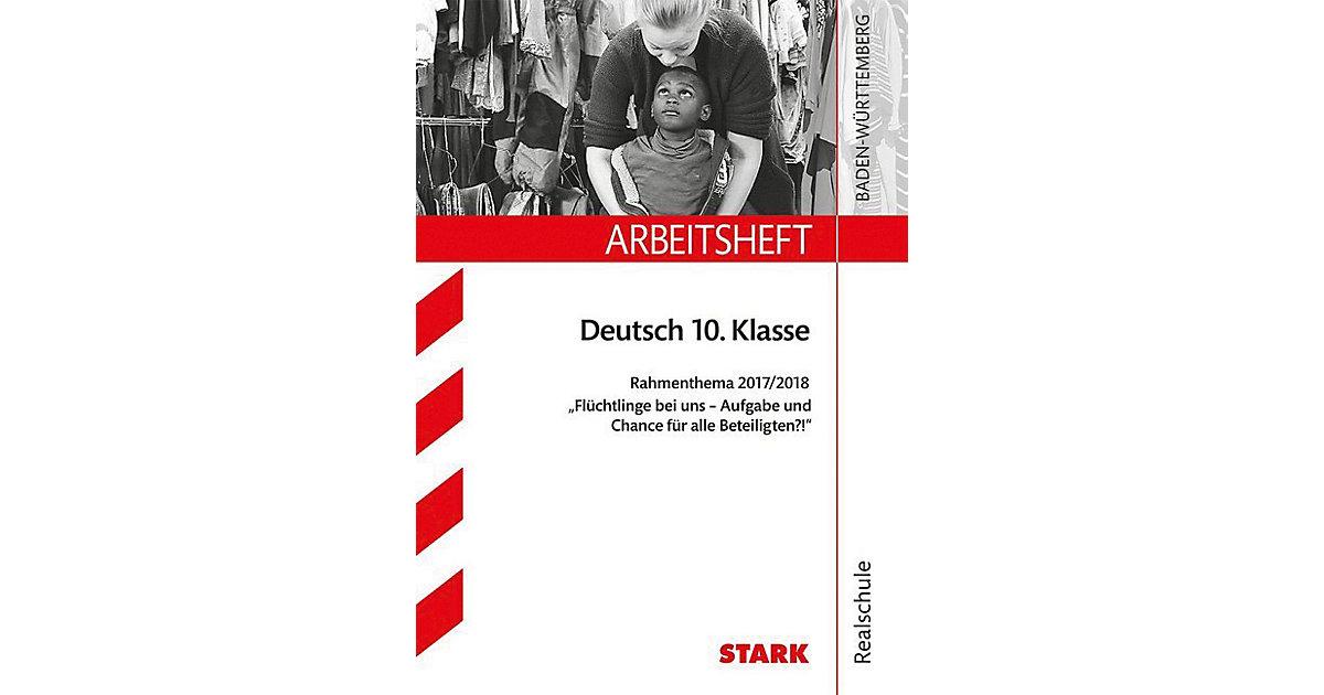 Arbeitsheft Realschule Baden-Württemberg, Deuts...