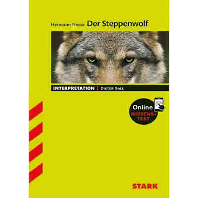 Hermann Hesse: Steppenwolf