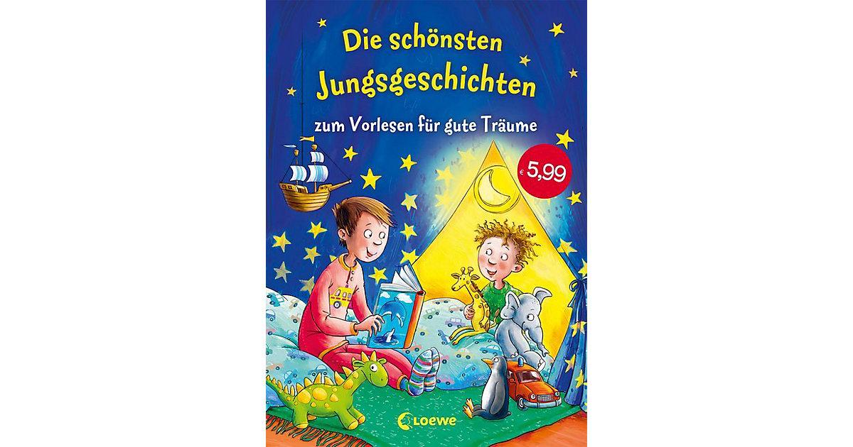 Die schönsten Jungsgeschichten zum Vorlesen gut...
