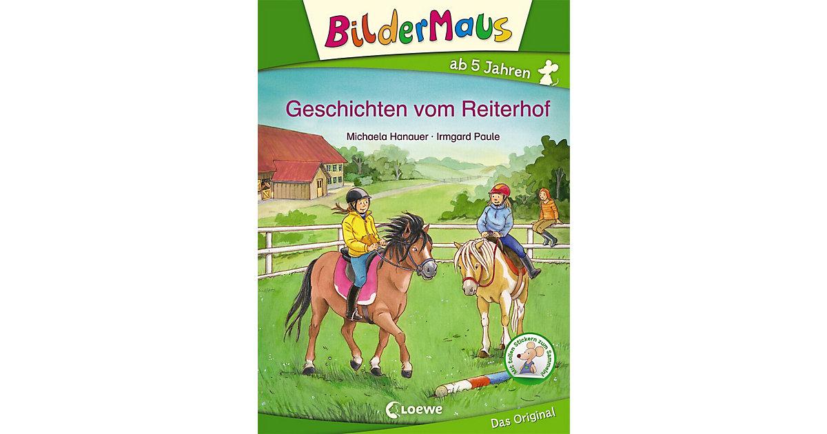Bildermaus: Geschichten vom Reiterhof